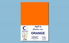 12 chemises Elve Class Pep's orange 210g